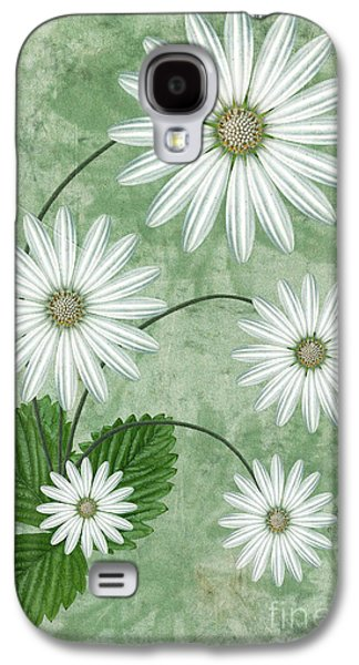 Blooms Galaxy S4 Cases - Cinco Galaxy S4 Case by John Edwards