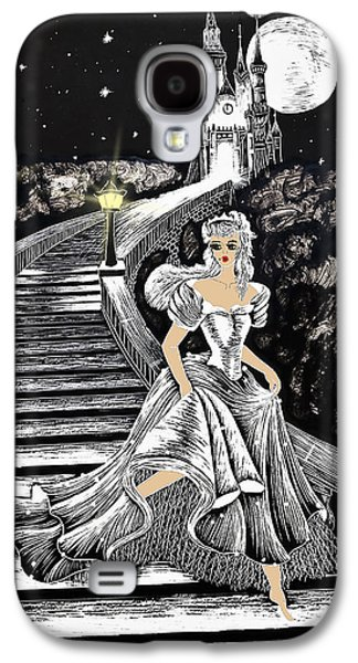 """""""haunted House"""" Galaxy S4 Cases - Cinderella Galaxy S4 Case by Svetlana Sewell"""