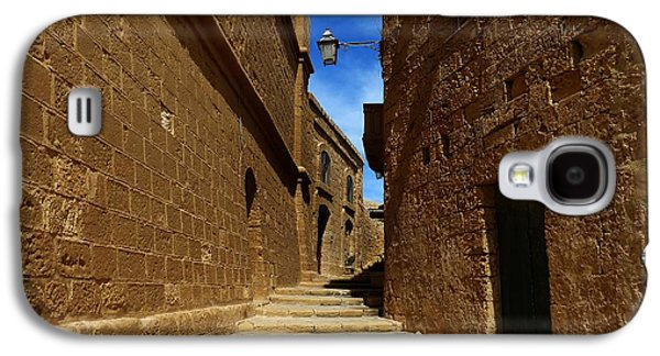 Rabat Photographs Galaxy S4 Cases - Citadella Galaxy S4 Case by David and Mandy
