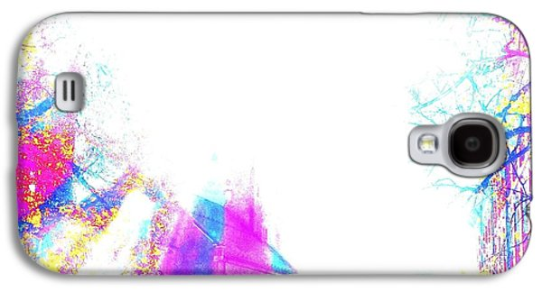 Implication Photographs Galaxy S4 Cases - City life Galaxy S4 Case by Hilde Widerberg