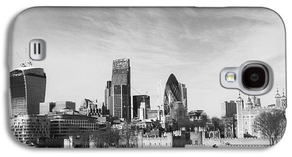 City Of London  Galaxy S4 Case by Pixel Chimp