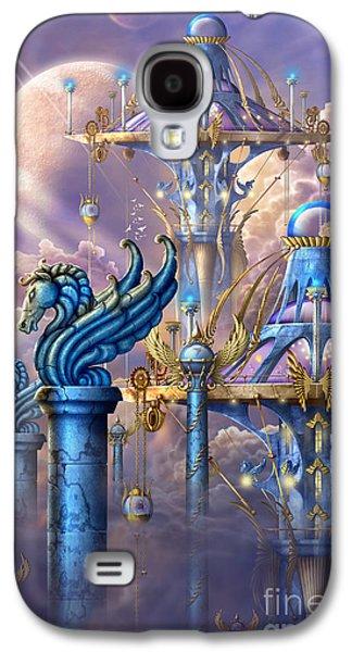 City Of Swords Galaxy S4 Case by Ciro Marchetti