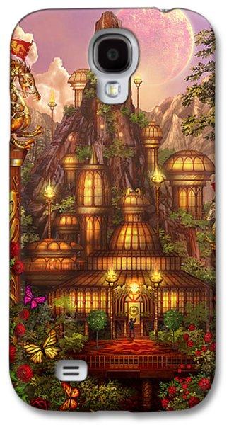 City Of Wands Galaxy S4 Case by Ciro Marchetti