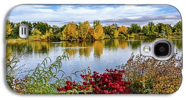 Fort Collins Galaxy S4 Cases - City Park Galaxy S4 Case by Keith Ducker
