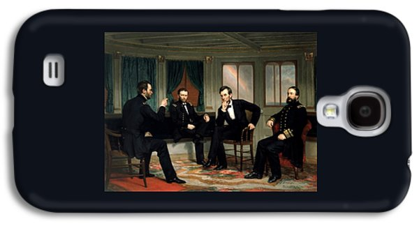 Civil War Union Leaders -- The Peacemakers Galaxy S4 Case by War Is Hell Store