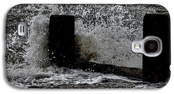 Beach Landscape Galaxy S4 Cases - Clacton Seaside Galaxy S4 Case by Martin Newman