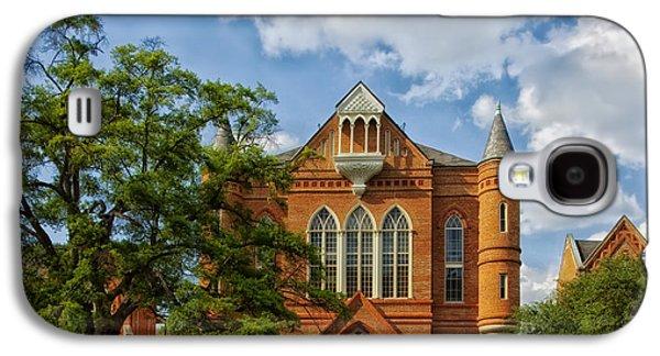 University Of Alabama Galaxy S4 Cases - Clark Hall - University of Alabama Galaxy S4 Case by Mountain Dreams