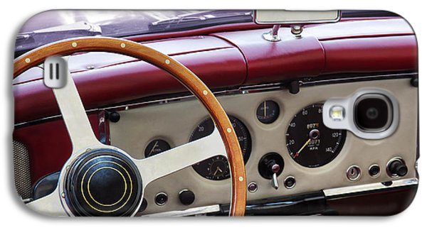 Antique Automobiles Galaxy S4 Cases - Classic Car Galaxy S4 Case by Carlos Caetano