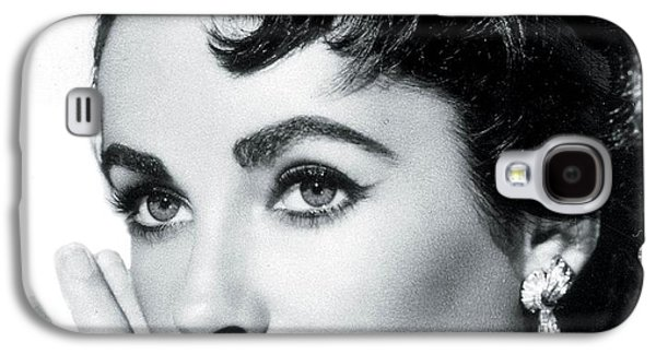 Elizabeth Galaxy S4 Cases - Classic Liz Galaxy S4 Case by Nomad Art And  Design