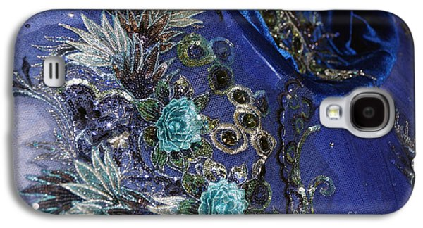 Dance Ballet Roses Galaxy S4 Cases - Classically Costumed VIII Galaxy S4 Case by Cassandra Buckley