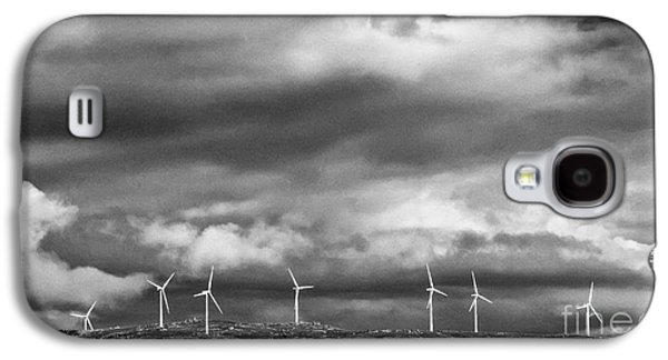 Tempest Galaxy S4 Cases - Clean Energy - Wind Turbines Galaxy S4 Case by Jose Elias - Sofia Pereira