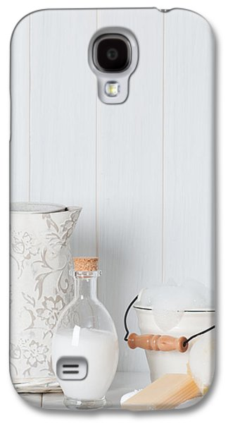Water Jug Galaxy S4 Cases - Clean Fresh Bathroom Items Galaxy S4 Case by Amanda And Christopher Elwell