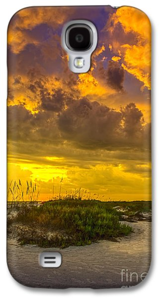 Clearing Skies Galaxy S4 Case by Marvin Spates