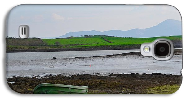 Rowboat Digital Art Galaxy S4 Cases - Clew Bay County Mayo Ireland Galaxy S4 Case by Bill Cannon