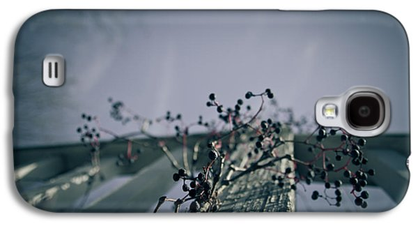 Nature Abstracts Galaxy S4 Cases - Cling to You Galaxy S4 Case by Shane Holsclaw