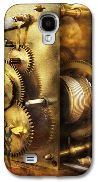 Clockmaker - We All Mesh Galaxy S4 Case by Mike Savad