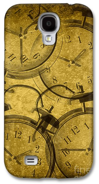 Clock Galaxy S4 Cases - Clocks Galaxy S4 Case by Amanda And Christopher Elwell