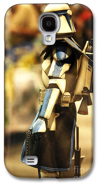 Jet Star Galaxy S4 Cases - Clone Trooper Galaxy S4 Case by Micah May
