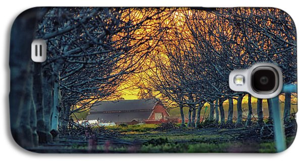 Ground Level Galaxy S4 Cases - Close to the Farm Galaxy S4 Case by Mountain Dreams