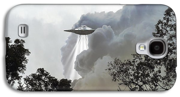 Recently Sold -  - Creepy Galaxy S4 Cases - Cloud Cover Galaxy S4 Case by Brian Wallace