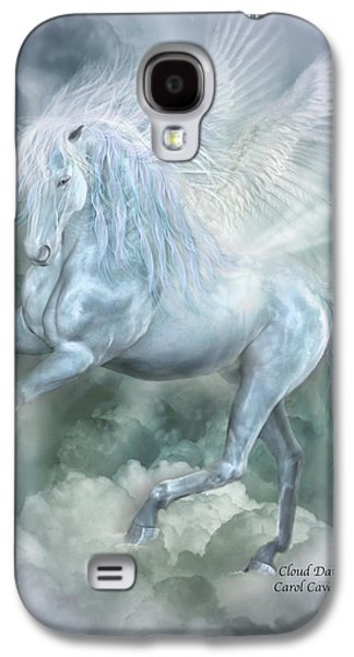 Cloud Dancer Galaxy S4 Case by Carol Cavalaris