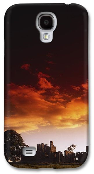 Monasticism Galaxy S4 Cases - Co Meath, Bective Abbey, Ireland Galaxy S4 Case by The Irish Image Collection