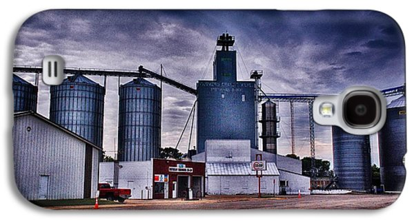 Feed Mill Galaxy S4 Cases - Co-Op 2 Galaxy S4 Case by Todd and candice Dailey