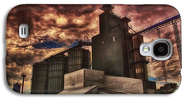 Feed Mill Galaxy S4 Cases - Co-Op Galaxy S4 Case by Todd and candice Dailey