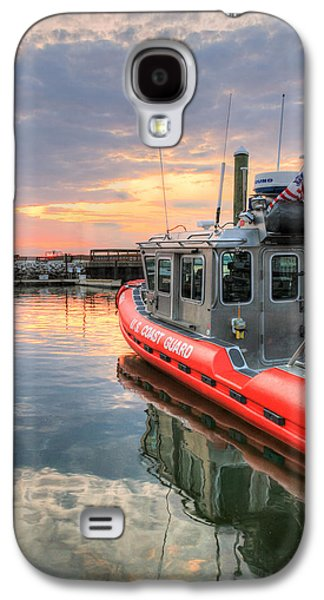 Joints Galaxy S4 Cases - Coast Guard Anacostia Bolling Galaxy S4 Case by JC Findley