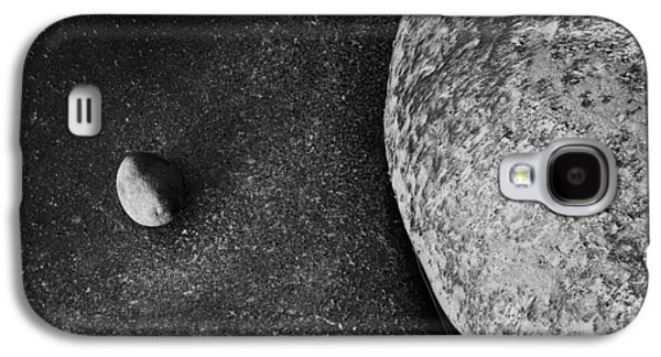 Contemplative Photographs Galaxy S4 Cases - Coastal Zen Galaxy S4 Case by Joseph Smith