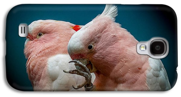Cockatoos Galaxy S4 Case by Ernie Echols