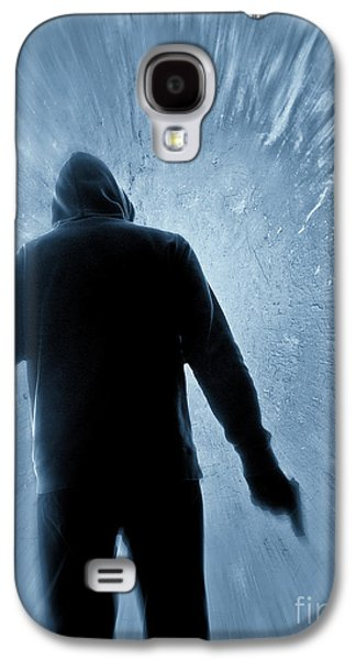 Science Photographs Galaxy S4 Cases - Cold as Ice Galaxy S4 Case by Edward Fielding