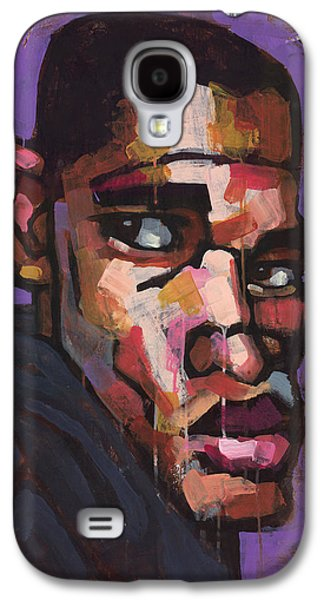 Recently Sold -  - African-american Galaxy S4 Cases - Cold Weather Coming Galaxy S4 Case by Douglas Simonson