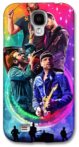 Coldplay Mylo Xyloto Galaxy S4 Case by FHT Designs