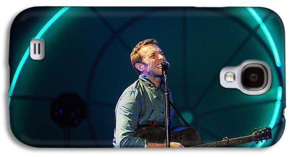 Coldplay Galaxy S4 Cases - Coldplay Galaxy S4 Case by Rafa Rivas