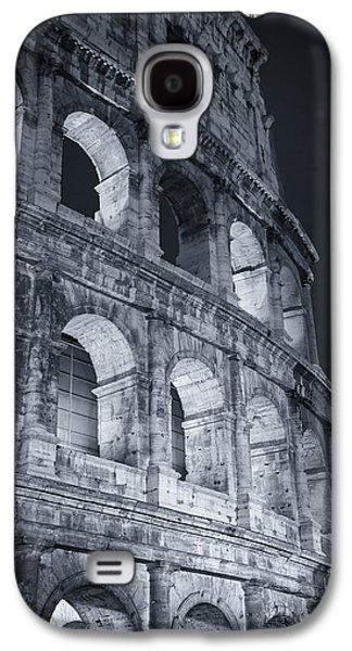 Ancient Galaxy S4 Cases - Colosseum Before Dawn Galaxy S4 Case by Joan Carroll