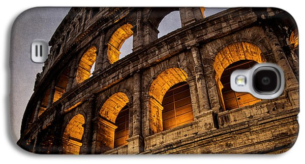 Colosseum Dawn Galaxy S4 Case by Joan Carroll