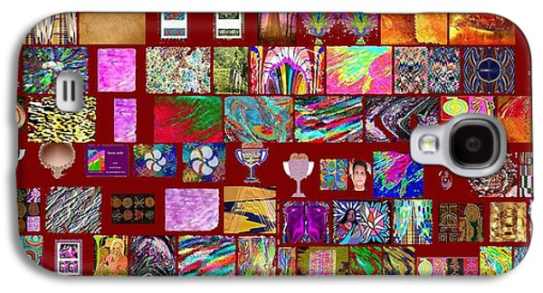 Business Galaxy S4 Cases - Collage of NAVIN Joshi Art from Google Search Galaxy S4 Case by Navin Joshi