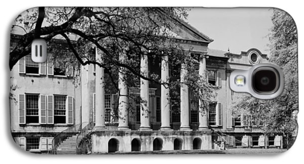 Columns Galaxy S4 Cases - College of Charleston Main Building 1940 Galaxy S4 Case by Mountain Dreams