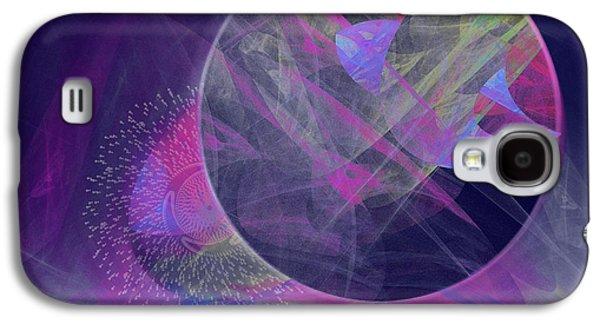 Collision Galaxy S4 Case by Victoria Harrington