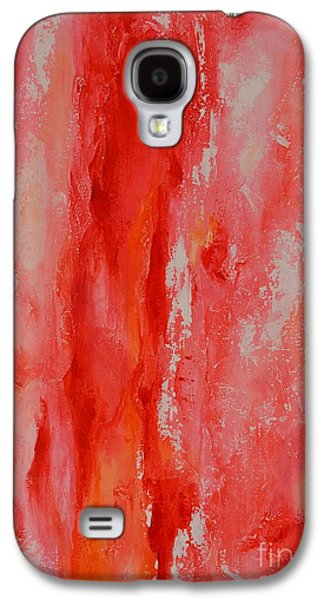 Dream Scape Galaxy S4 Cases - Color Harmony 14 Galaxy S4 Case by Emerico Imre Toth
