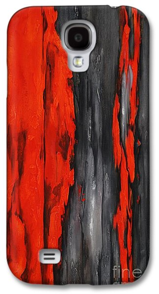 Dream Scape Galaxy S4 Cases - Color Harmony 17 Galaxy S4 Case by Emerico Imre Toth