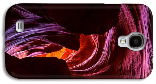 Color Ribbons Galaxy S4 Case by Chad Dutson