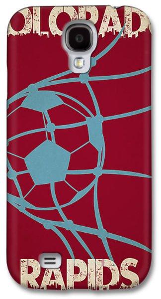 Colorado Rapids Goal Galaxy S4 Case by Joe Hamilton