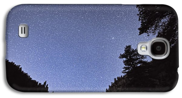 Stargazing Galaxy S4 Cases - Colorado Stargazing Galaxy S4 Case by James BO  Insogna