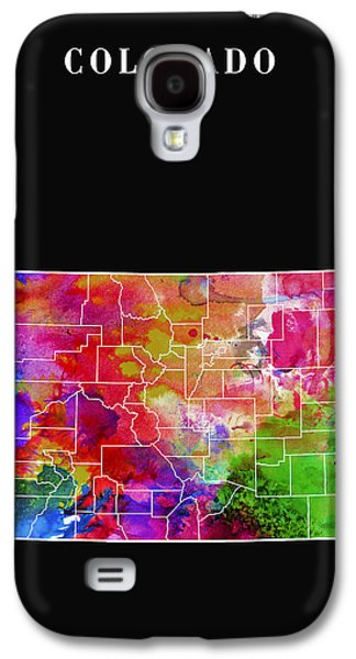 Fort Collins Galaxy S4 Cases - Colorado State Galaxy S4 Case by Daniel Hagerman