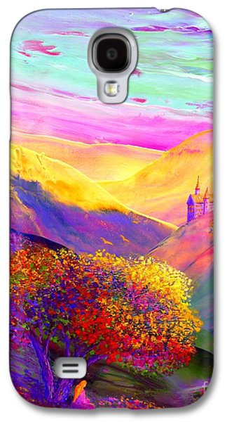 Colorful Enchantment Galaxy S4 Case by Jane Small