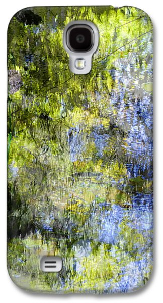 Abstracts Galaxy S4 Cases - Colours of Nature One Galaxy S4 Case by Lyn  Perry