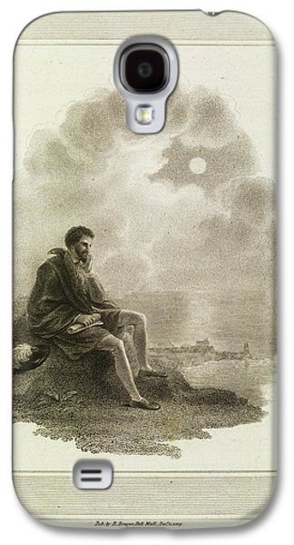 Columbus Galaxy S4 Case by British Library
