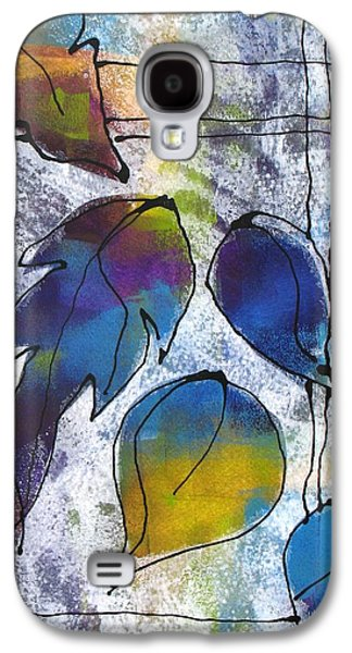 Business Galaxy S4 Cases - Come Outside and Play Galaxy S4 Case by Louise Adams